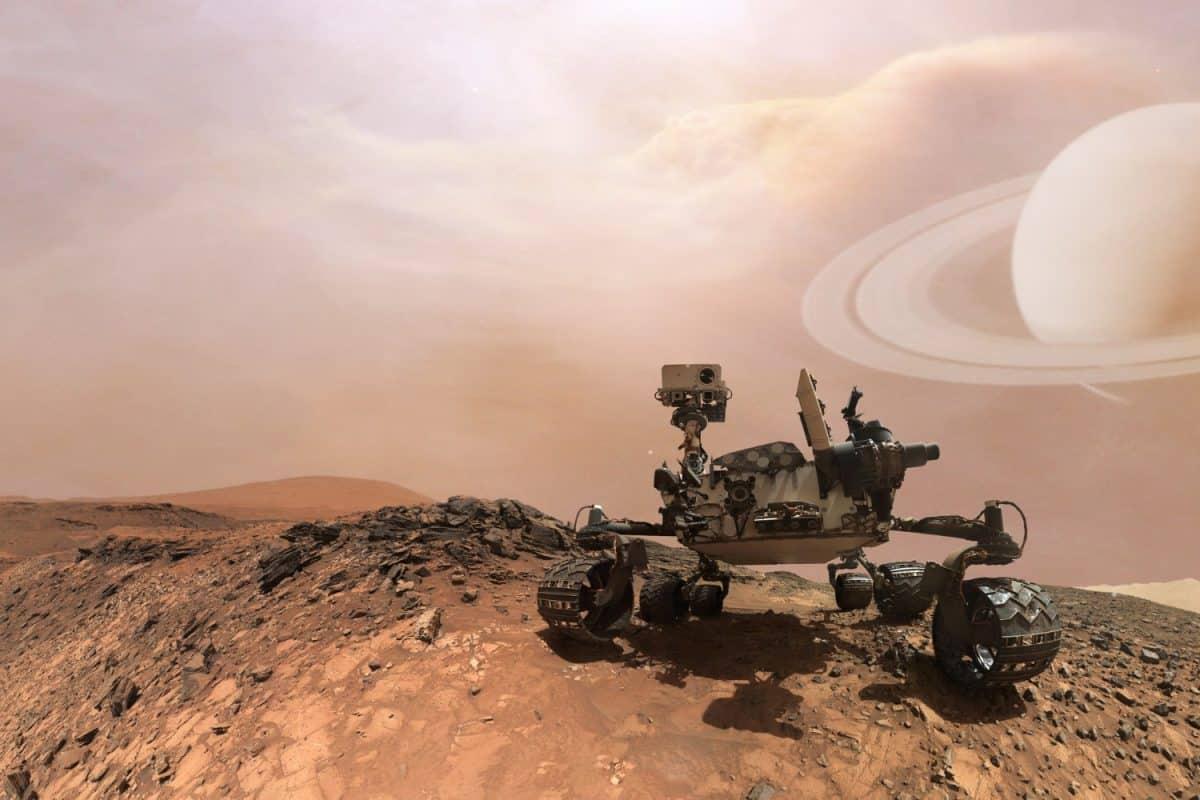 Łazik Percy jest już na Marsie. Jaka jest jego misja?