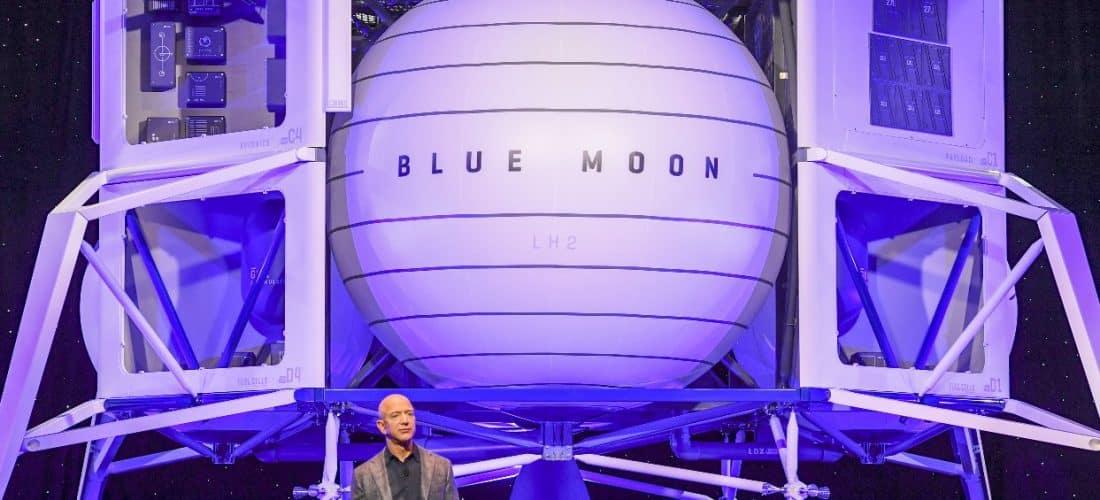 Czy Blue Origin ma szansę dogonić SpaceX?