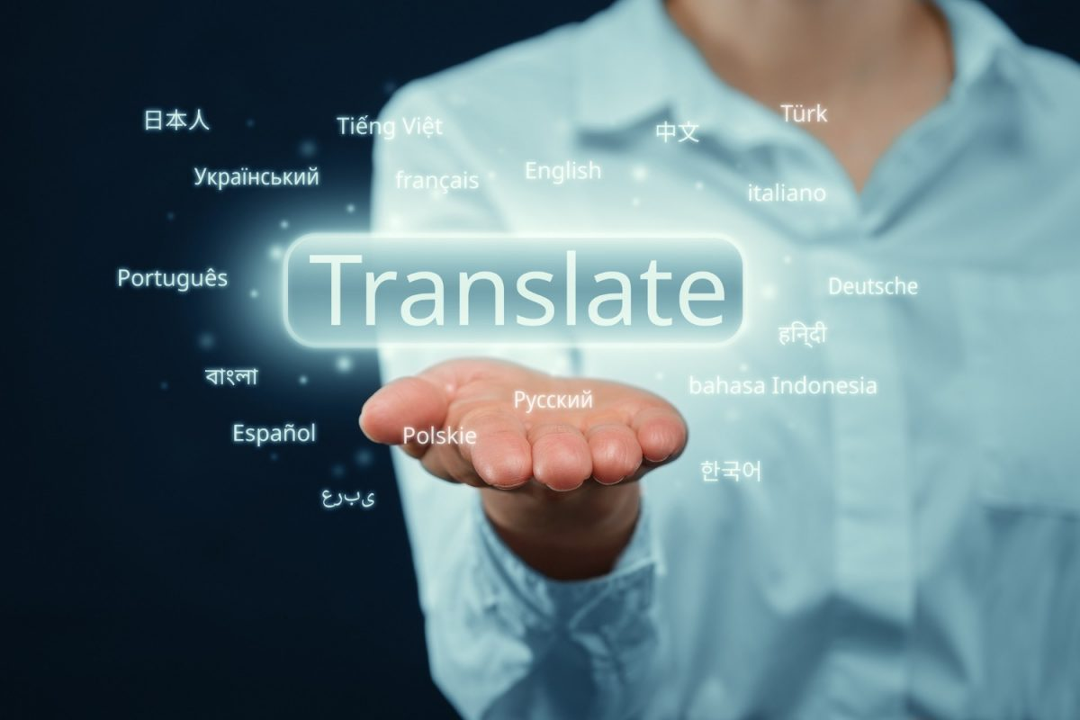 Polski tłumacz elektroniczny umożliwia komunikację w wielu branżach