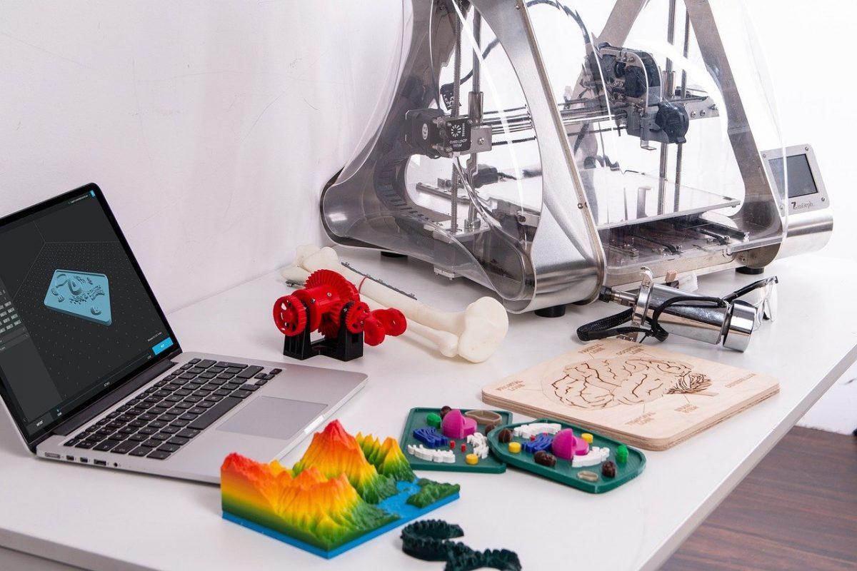 Czym jest druk 3D?